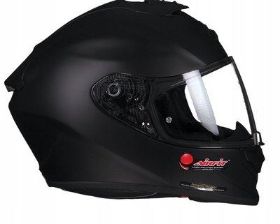 Scorpion EXO 1400 Air Solid integraalhelm mat zwart
