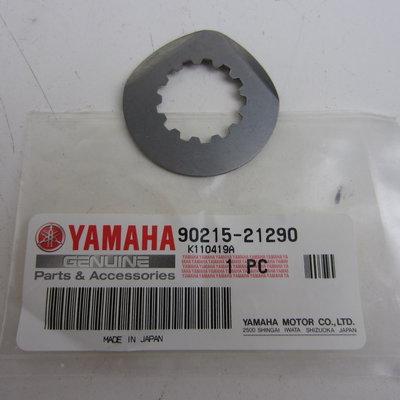 Yamaha Voortandwiel borgplaat