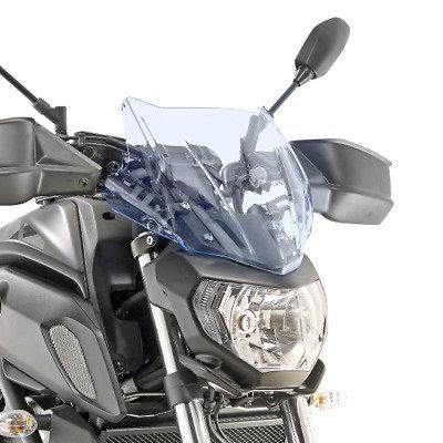 GIVI windscherm A2140BL voor MT-07  (Ice)