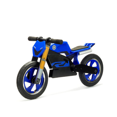 YAMAHA Houten Yamaha Racing loopfiets voor kinderen