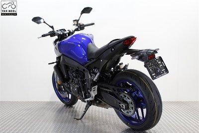 YAMAHA MT-09 Icon Blue