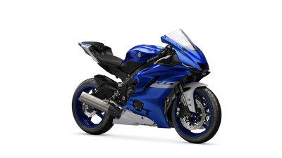 YAMAHA YZF-R6 RACE Icon Blue