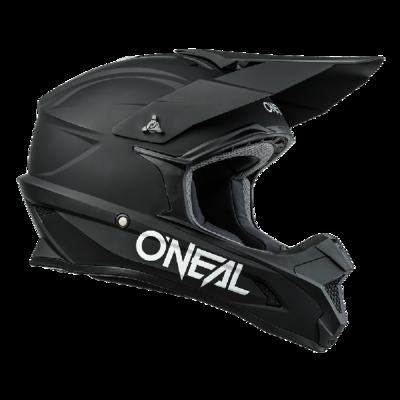 O'Neal 1-series crosshelm zwart