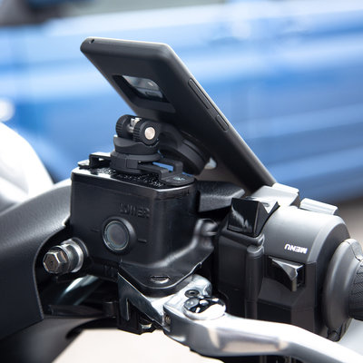 SP Connect telefoonsteun voor op remreservoir (bijv. T-Max)