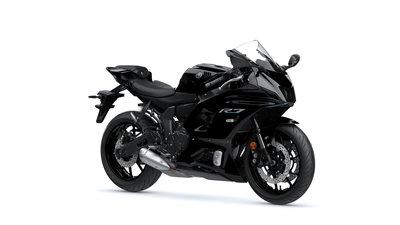 YAMAHA R7 Yamaha Black