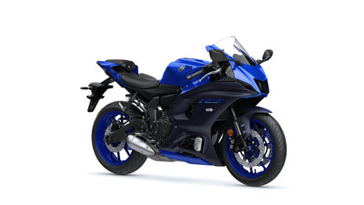 YAMAHA R7 Icon Blue