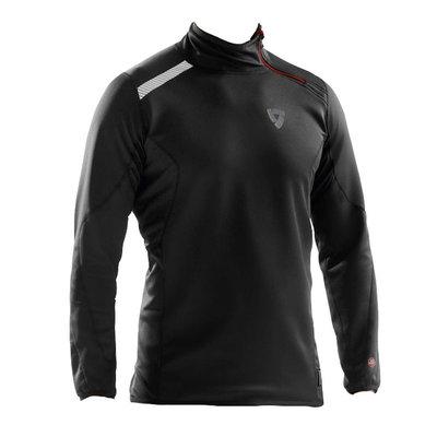 REVIT Shirt Aztec WSP Zwart