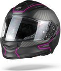 Scorpion Integraalhelm EXO-510 Air roze/zwart