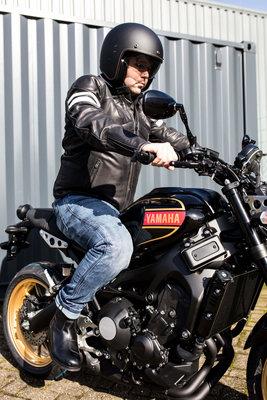 REVIT motorlaarzen Freemont zwart