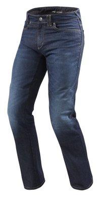 REVIT motorjeans jeans Philly 2 LF dark Blue