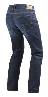 REVIT motorjeans Philly 2 LF dark Blue