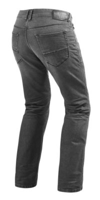 REVIT motorjeans jeans Philly 2 LF donkergrijs used