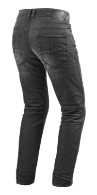 REVIT motorjeans Vendome 2 RF donkergrijs used