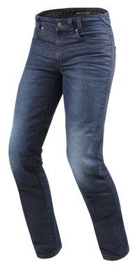 REVIT motorjeansJeans Vendome 2 RF dark blue used