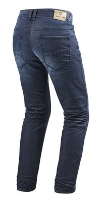 REVIT motorjeans Vendome 2 RF dark blue used
