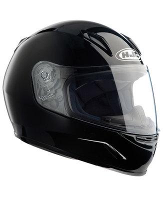 HJC kinder motorhelm CL-Y zwart