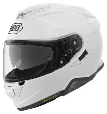 SHOEI GT-AIR II WHITE