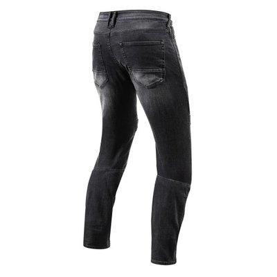 REVIT motorjeans Jeans Moto TF Zwart Ladies