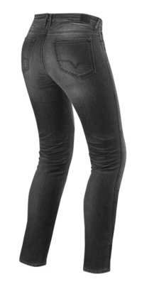 REVIT motorjeans Westwood SF Zwart Ladies Medium grey Used