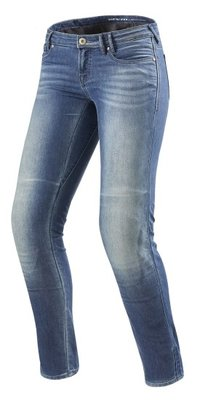 REVIT motorjeans Madison 2 RF Ladies Medium blue