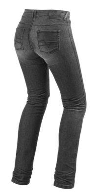 REVIT motorjeans Jeans Madison 2 RF Ladies Dark grey used