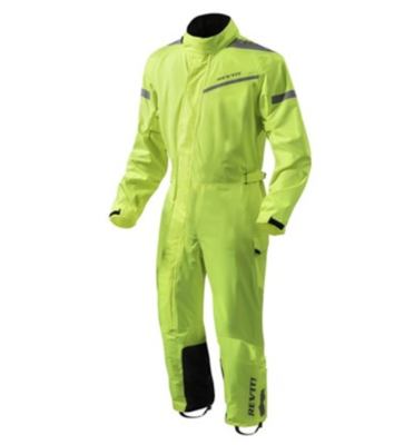 REVIT Regenoverall Pacific 2 H2O fluor geel