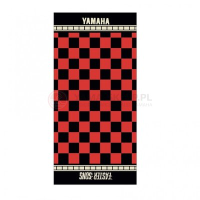 YAMAHA FS NEKBAND PARKER RED-BL