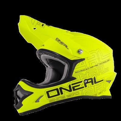 Crosshelm O'Neal 3 Series Flat Fluo - Geel
