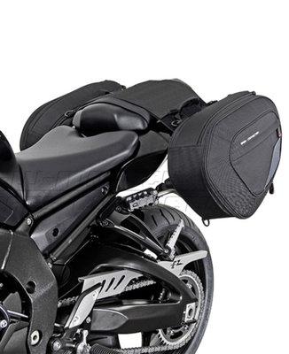 Zadeltassenset SW-Motech Blaze Yamaha FZ 8-FZ 8 Fazer '10--FZ 1-FZ 1 Fazer