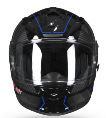 Scorpion Integraalhelm EXO-510 Air black blue white