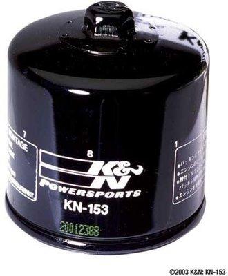 K&N Oliefilter KN-153
