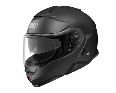 SHOEI NEOTEC I MATT BLACK