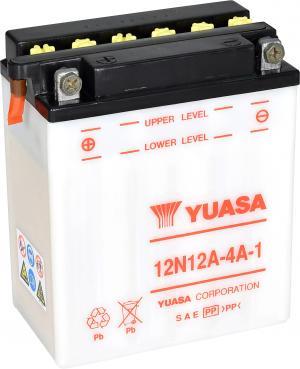YUASA 12N12A-4A-1 Accu