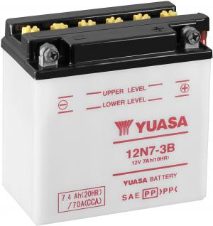 YUASA 12N7-3B Accu