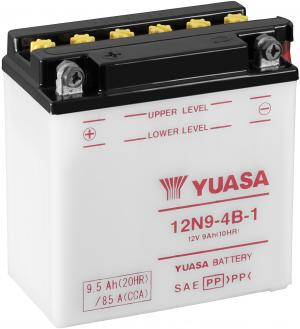 YUASA 12N9-4B-1 Accu