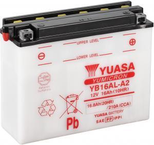 YUASA YB16AL-A2 Accu