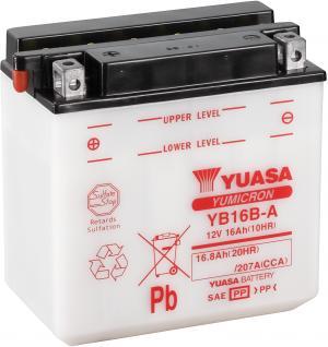 YUASA YB16B-A Accu