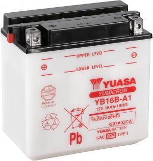 YUASA YB16B-A1 Accu