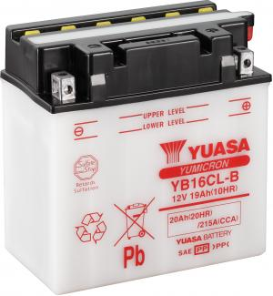 YUASA YB16CL-B Accu