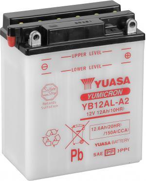 YUASA YB12AL-A2 Accu