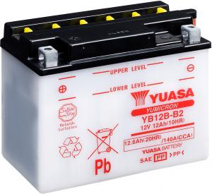 YUASA YB12B-B2 Accu