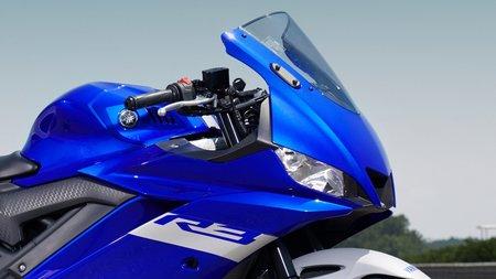 YAMAHA YZF-R3 Blauw (2020)