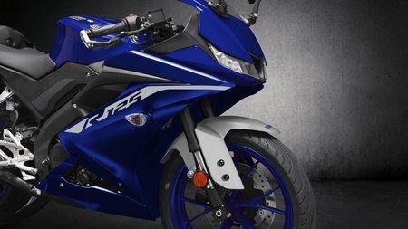 YAMAHA YZF-R125 Blauw (2020)