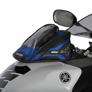 Oxford Tanktas Micro met magneten model M1R blauw