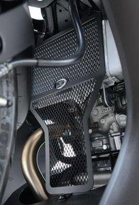 R&G Radiator Guard Aluminium Black Yamaha YFZ125R