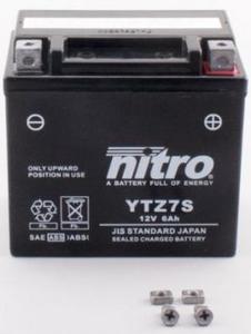 NITRO ACCU YTZ7S