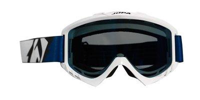 Jopa MX-Goggle Poison Neon blue-black