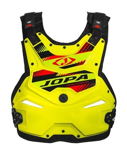 Jopa Bodyprotector Voltage Yellow Fluo