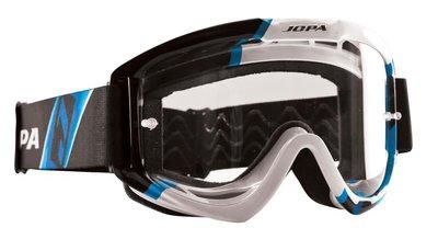 Jopa Crossbril Venom II Graphic Black-White-Blue