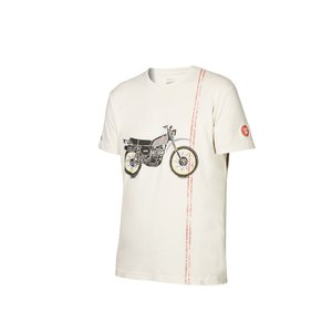 Yamaha Faster Sons heren shirt - model XTribute